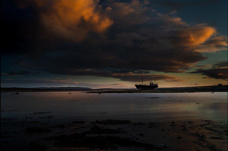 nikon  landscape sunset shipphoto preview