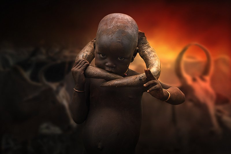 Mursi childphoto preview