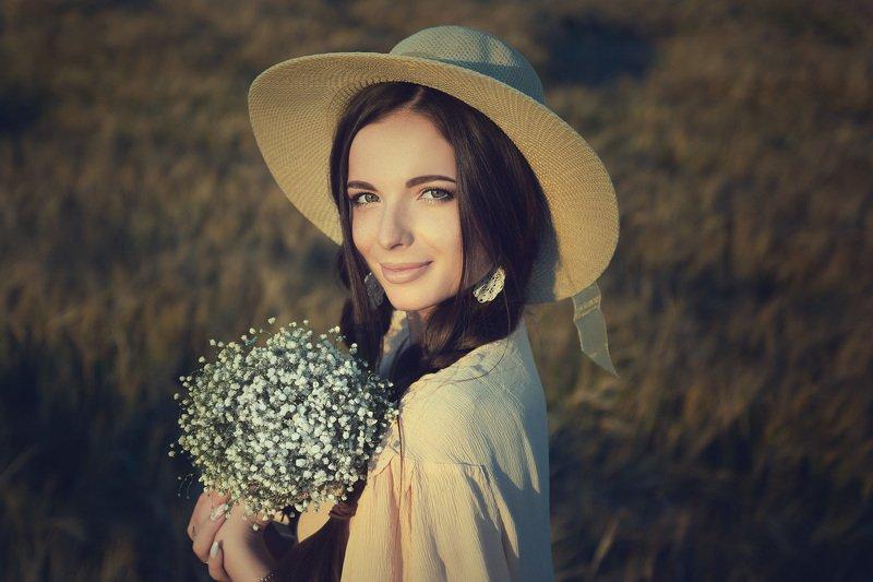 face, woman, portrait, summer Nastyaphoto preview