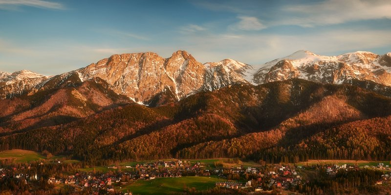tatra mountains, mountains, landscape, pieniny Giewontphoto preview