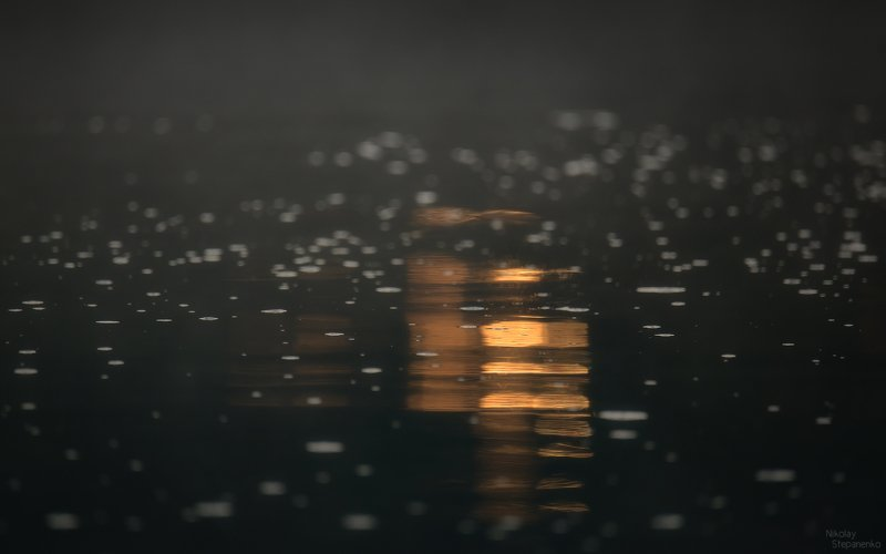 вода, абстракции, озеро, туман, свет, волны Поэзия водыphoto preview