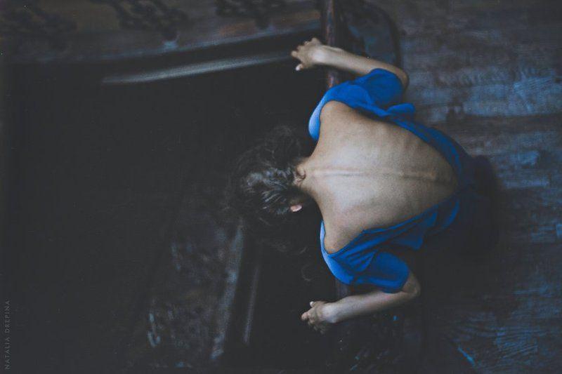 blue, ribs, bones, Forlornphoto preview