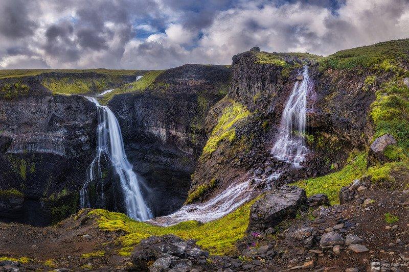 Два водопадаphoto preview