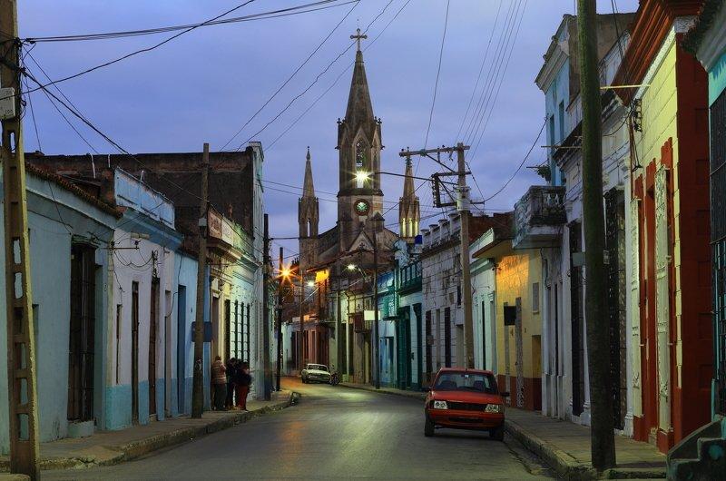 Камагуэй, Куба, улица Камагуэйphoto preview