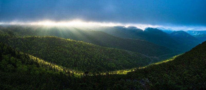 Приморский край, Приморье, рассвет, восход Божественная улыбкаphoto preview
