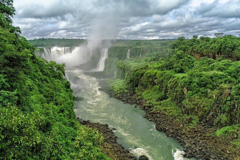 Парк и водопады Игуасуphoto preview