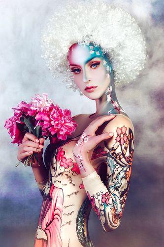 I Am the Blossom