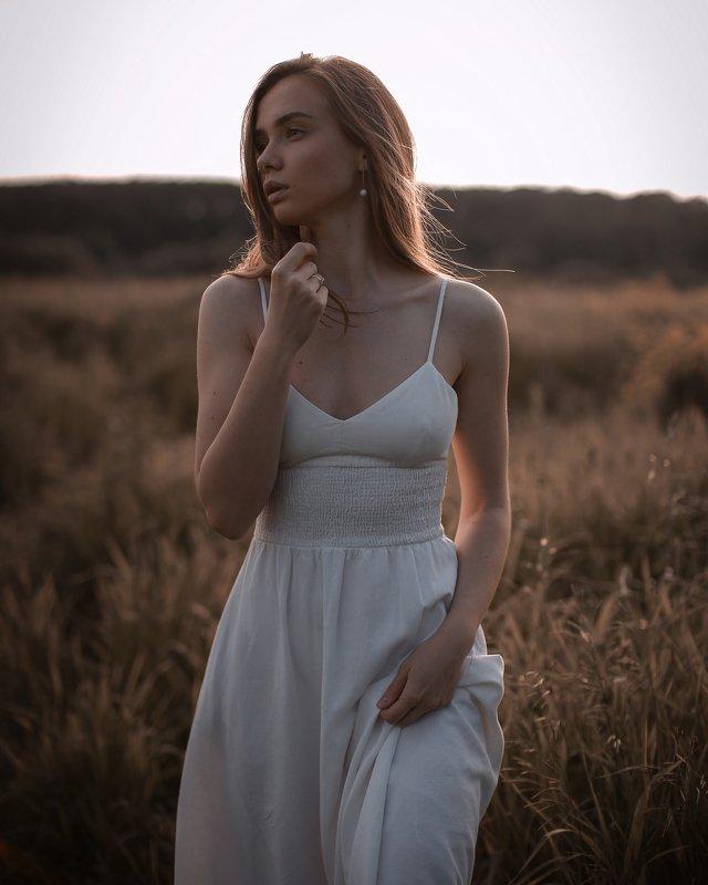 девушка, красавица, природа Kiraphoto preview