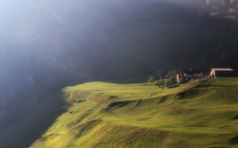 швейцария, альпы, горы Про свет и теньphoto preview