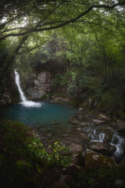 черногория, водопад, природа Сокровище старого Бараphoto preview