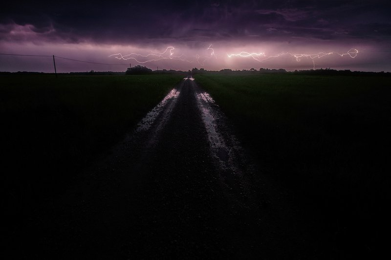 июнь, усть-нарва, пейзаж Июньские ночиphoto preview