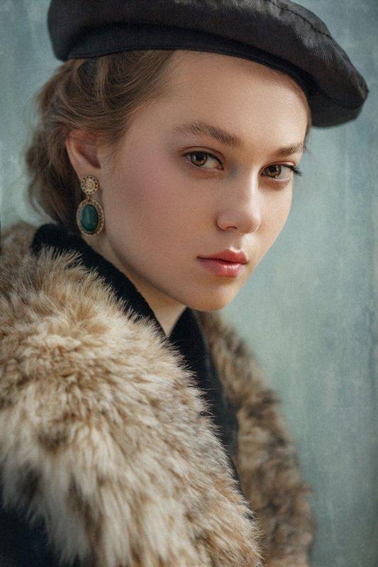 girl, beautiful, девушка, красота, глаза, portrait, #fineart Мария.photo preview