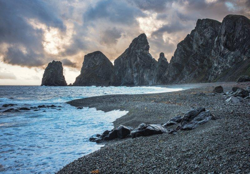 Приморье, Приморский край, Японское море Напряжениеphoto preview
