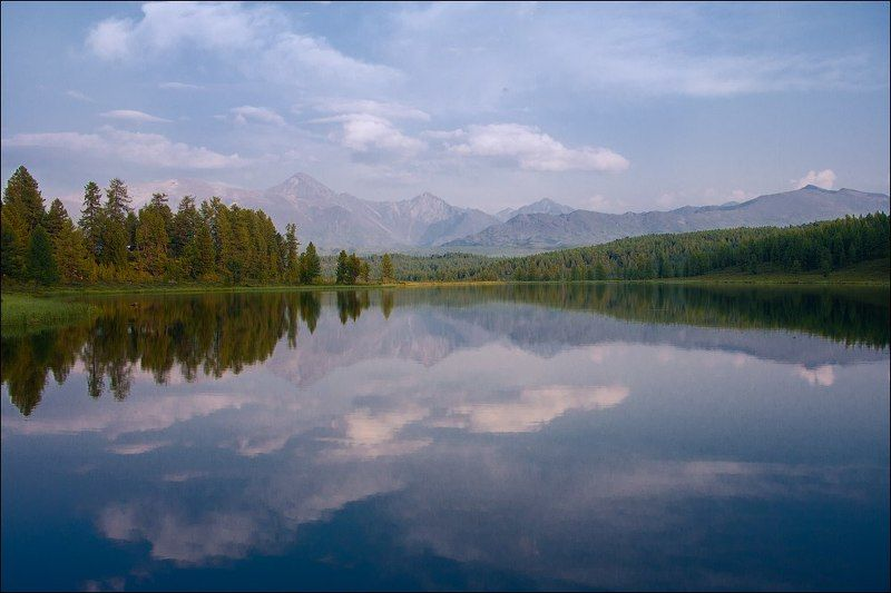 Алтайский вечерphoto preview