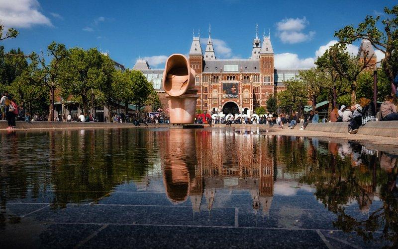 амстердам, amsterdam, niderland, rijksmuseum Амстердам, Рейксмюсеумphoto preview