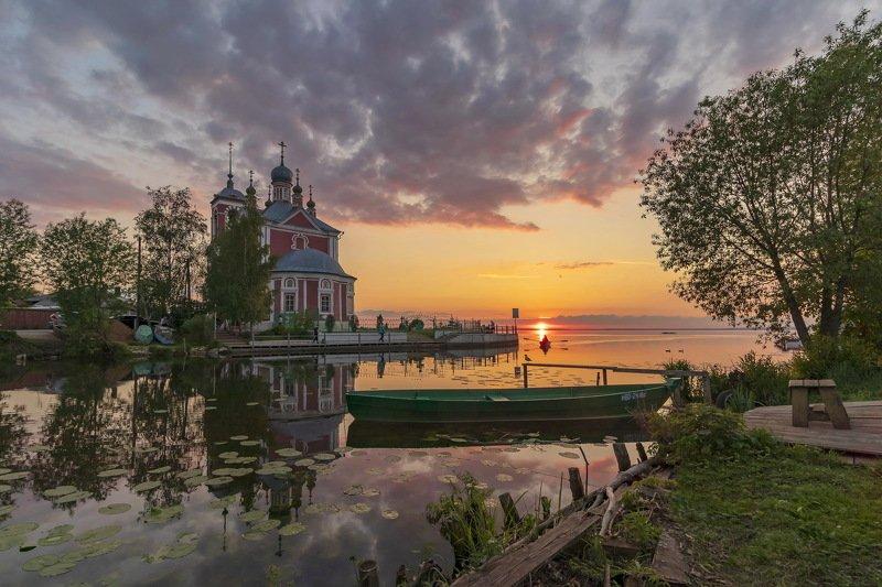 Церковь Сорока мучеников Севастийских Переславль Залесскийphoto preview