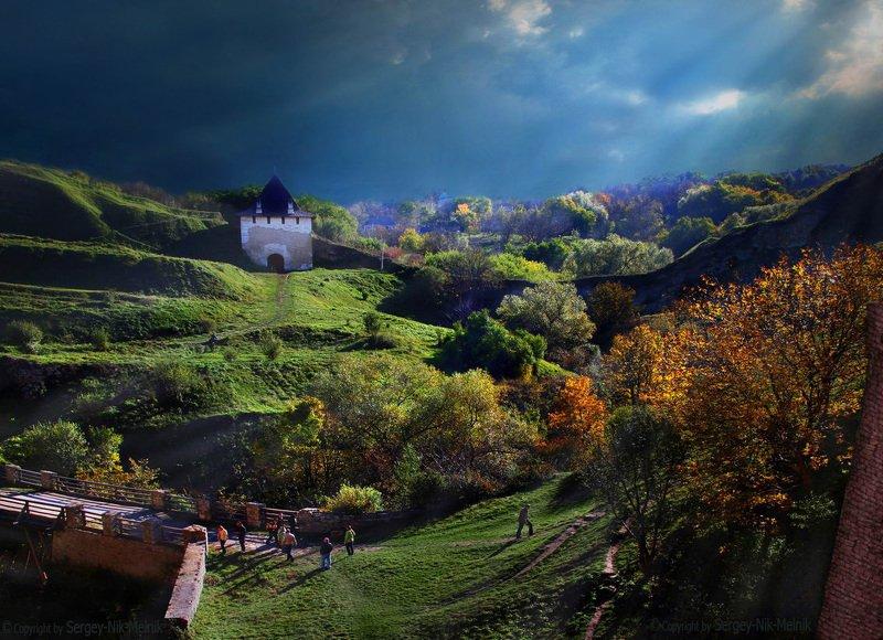 замок, каменец-подольский, крепость, украина, хотин, хотинская-крепость, замки-крепости-украины Солнечная долина в Хотинеphoto preview