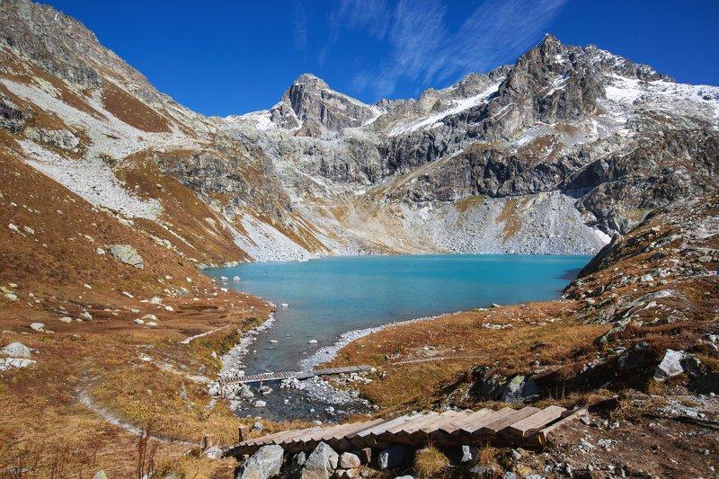 кчр, домбай ,теберда,клухор,клухорское озеро,северный приют Клухорское озеро!photo preview
