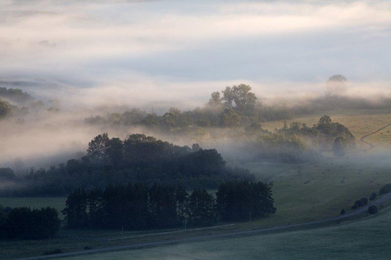 туман, урал,южный_урал, пейзаж, природа, долина, фото,краски, мистческий, сказочный, загадочный,ландшафт, Туман.photo preview