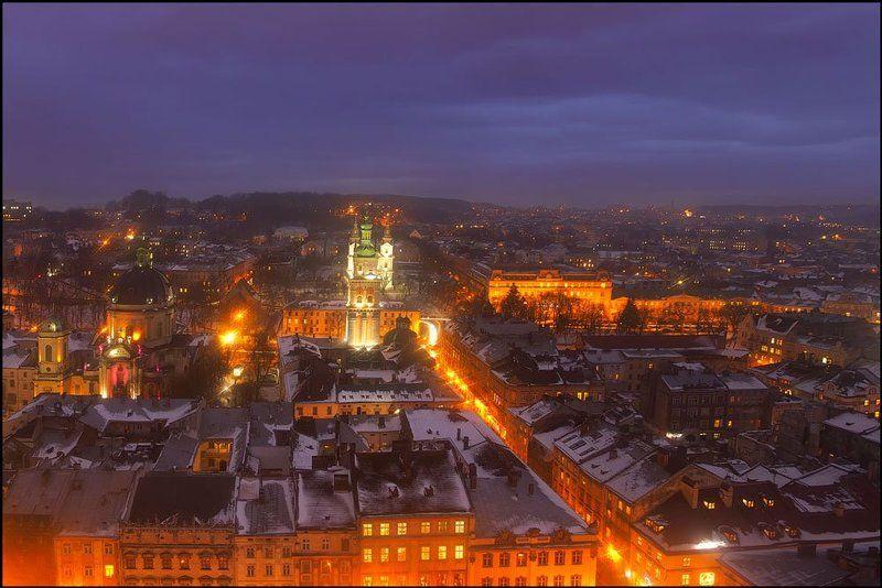 Львів крізь призму....photo preview