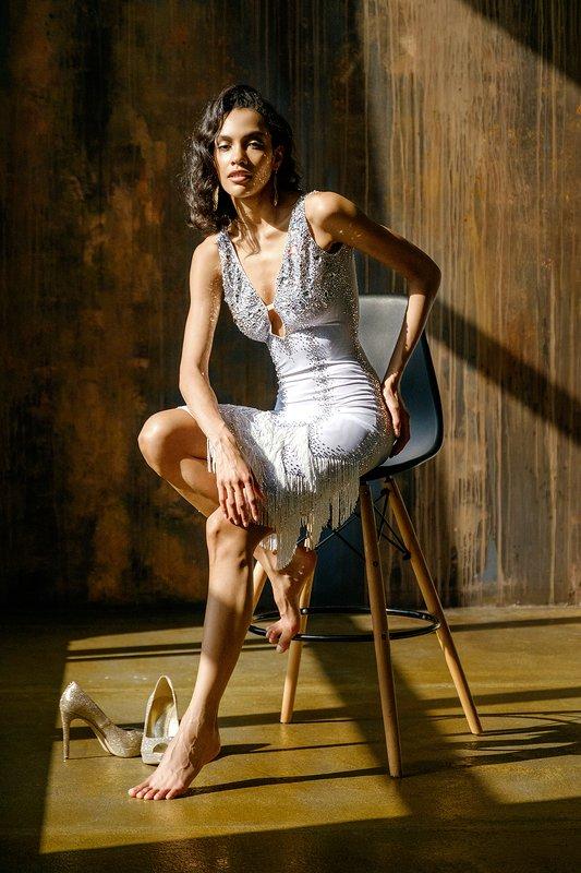 fujifilm, White dressphoto preview