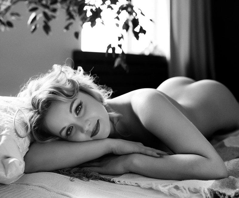 ню, фотосессия, эротика, арт-ню, nude, bnw * * *photo preview
