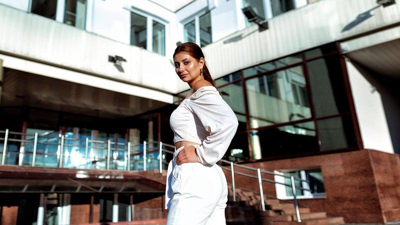 поррет, девушка, модель Krisphoto preview