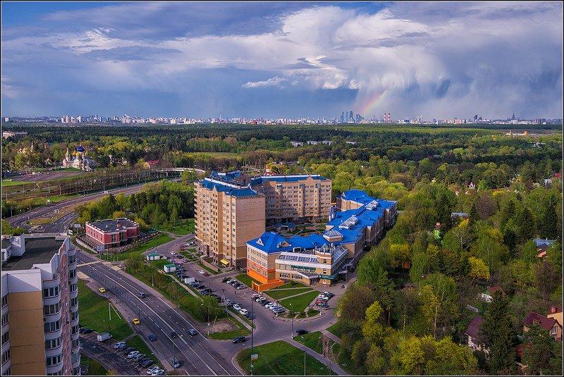москва После дождяphoto preview
