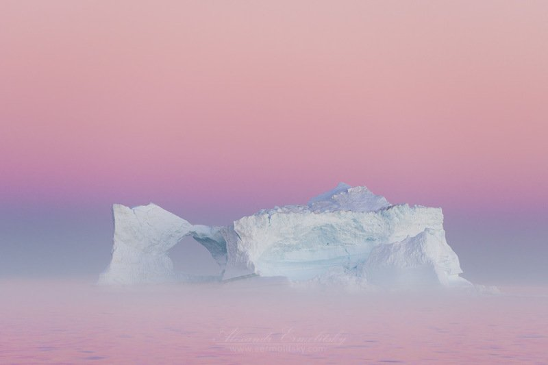 greenland, гренландия ~ Ледяной дракон ~photo preview