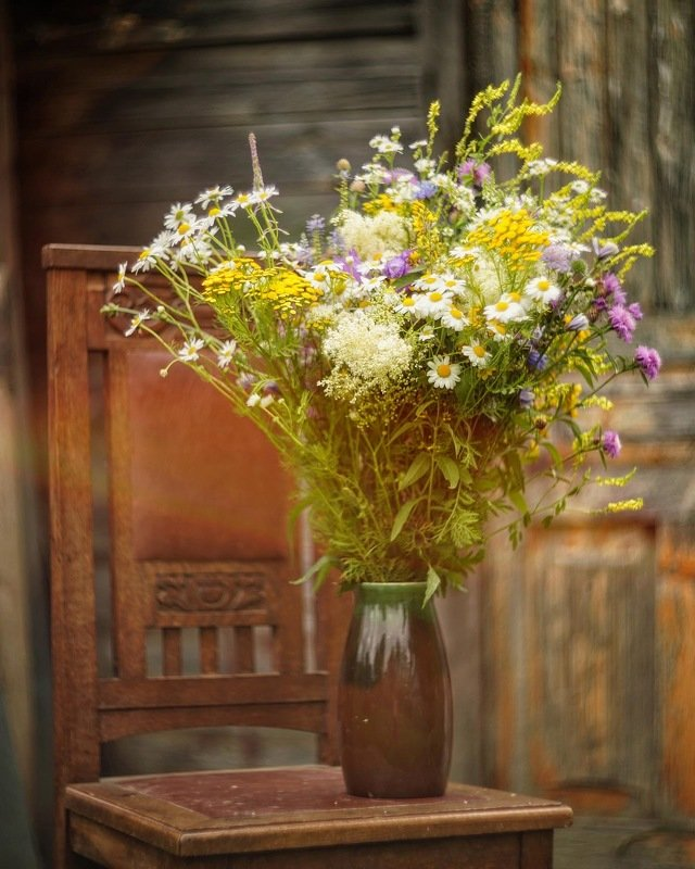 натюрморт блик букет уют деревня боке гелиос flowers stilllife helios boke Уютноеphoto preview