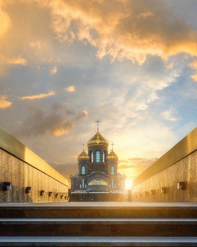 Главный храм вооруженных силphoto preview