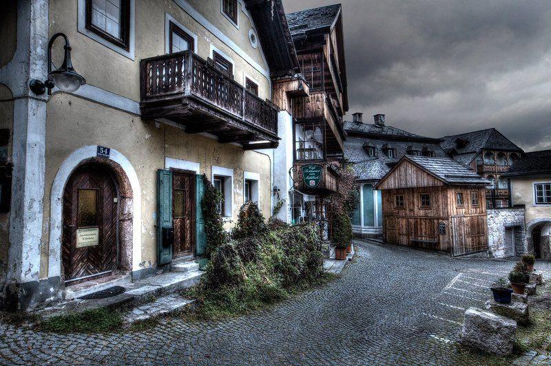 про один Австрийский городишкоphoto preview