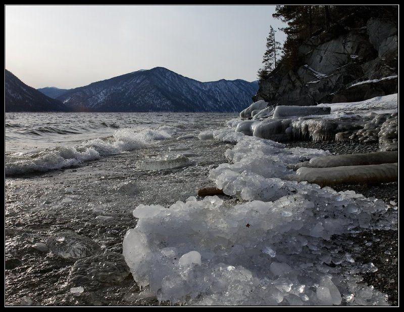 Телецкое озеро.photo preview
