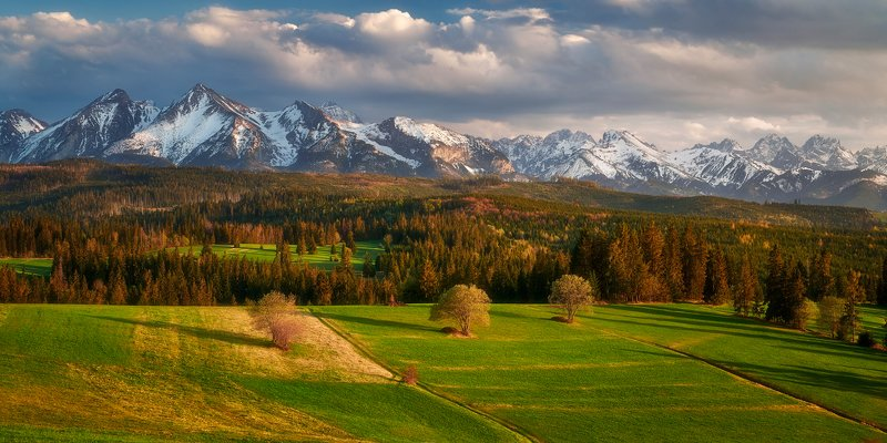 tatra mountains, mountains, landscape, pieniny Łapszankaphoto preview