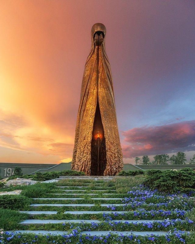 Памятник матерям победителейphoto preview