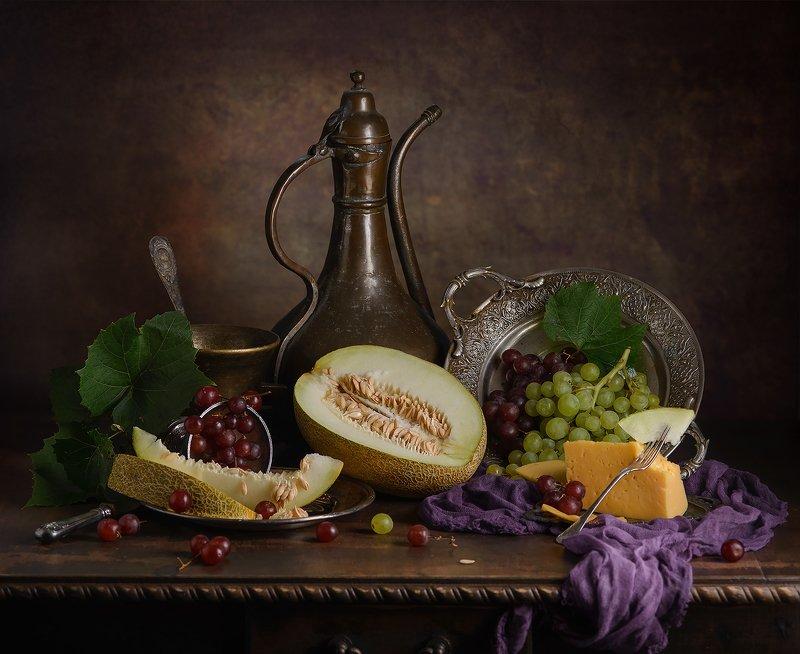 О дыне, винограде и российском сыреphoto preview