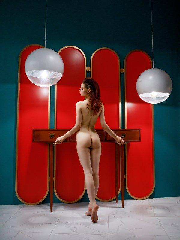 nu, nude, портрет, 35mm, canon Irinaphoto preview