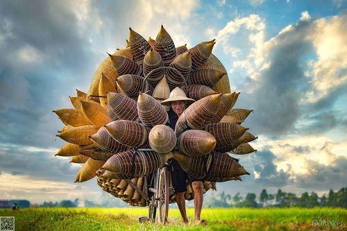 Rural Lifestyle in Vietnam