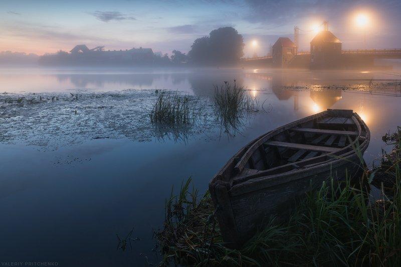Утро на реке Деймаphoto preview