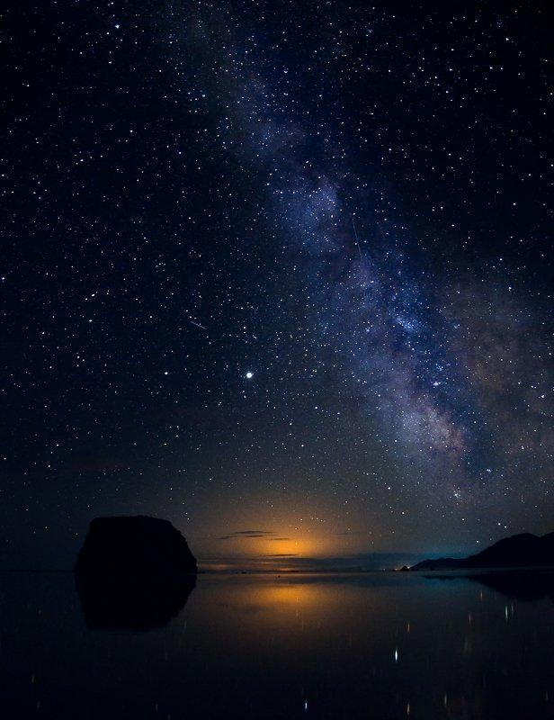 Под каскадами звездphoto preview