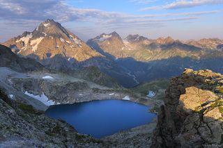 Озеро Кратерное