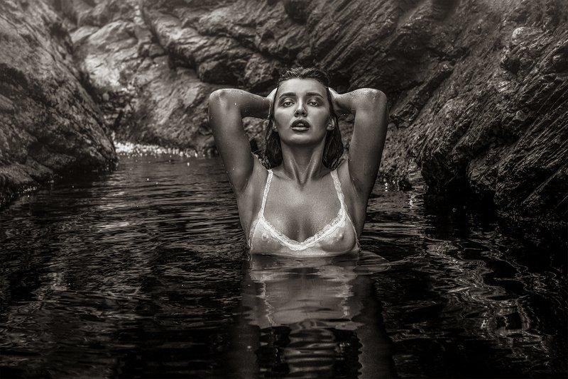 вода Купание Дианыphoto preview