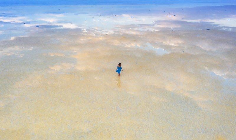 Босиком по облакамphoto preview