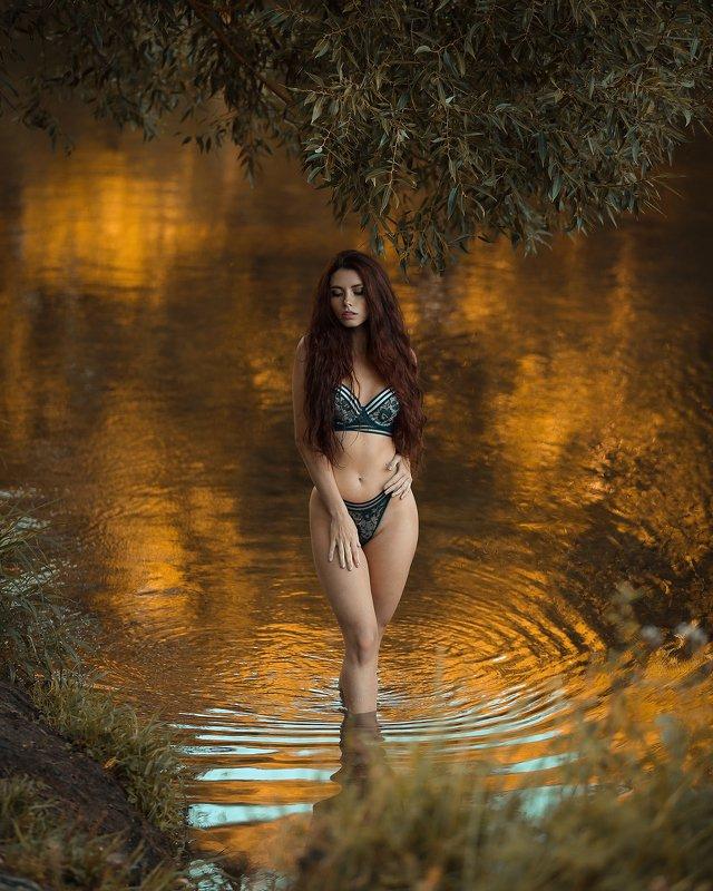 девушка, красавица, природа, natural light Nastyaphoto preview