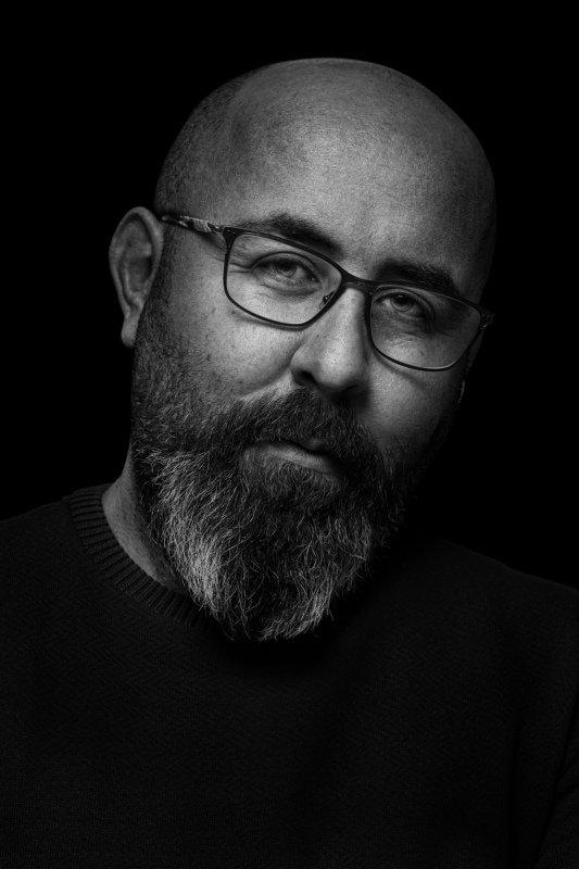 portrait, face, glases, blackandwhite Alkanphoto preview