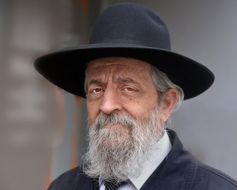 Portraits of hasidic Jews.photo preview