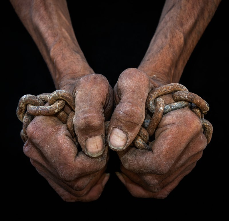 #Portrait #hands #human #people #chain #close-up Doom to routinephoto preview