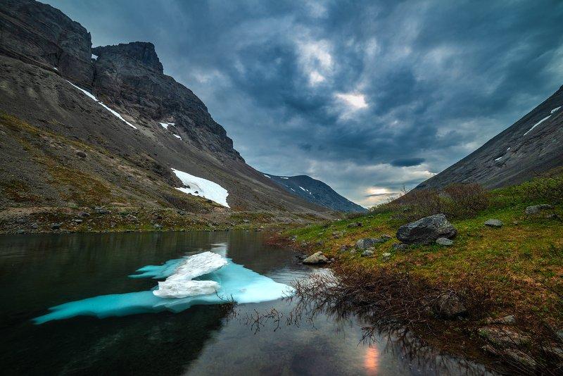 север, кольский, хибины, заполярье, Середина лета. Хибины.photo preview