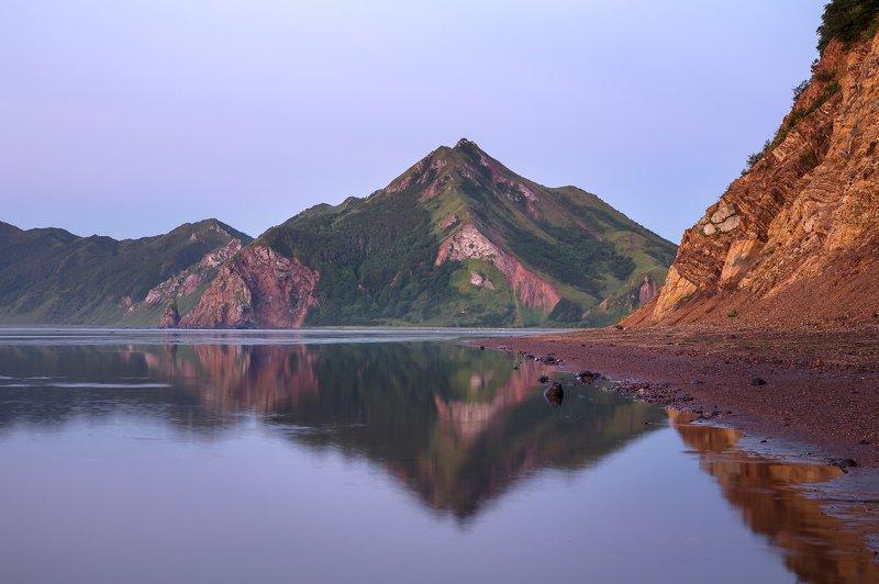 Утро в бухте Тихой.photo preview