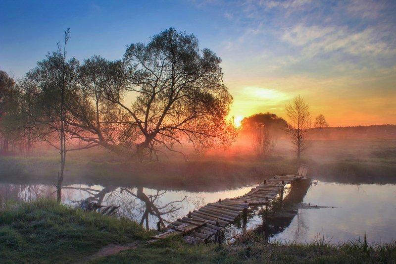 Беларусь,рассвет ***photo preview